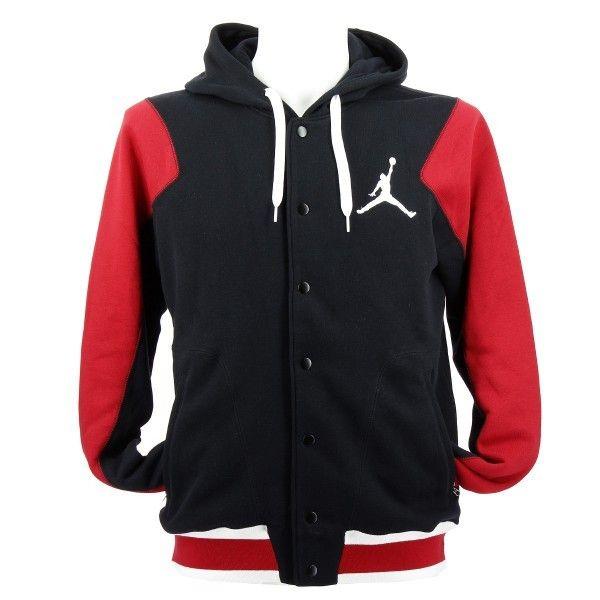 Nike Veste Jordan The Varsity Hoodie Ref. 547693 011