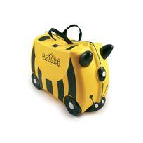 Trunki - Valise enfant Ride 4 roues 18 Litres Animaux