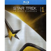 Universal Pictures Italia Srl - Star Trek - La Serie Classica Stagione 01 BLU-RAY, IMPORT Italien, IMPORT Coffret De 8 Blu-ray - Edition simple