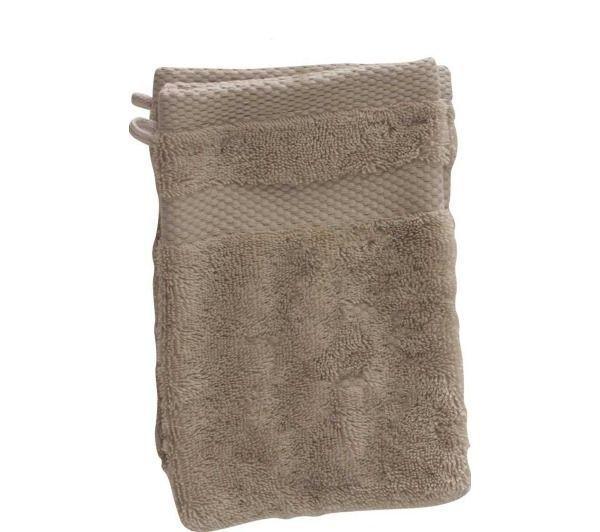 tex home lot de 2 gants de toilette eponge bio pas cher achat vente gants de toilette. Black Bedroom Furniture Sets. Home Design Ideas