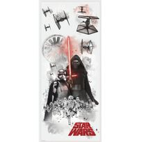Roommates - Stickers géant Star Wars Kylo Ren & Stormtroopers