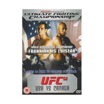 Fight Dvd - Ultimate Fighting Championship - 58: Usa Vs. Canada Import anglais
