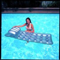 Easykado - Matelas de piscine Intex pour 1 personne