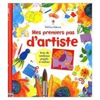 Usborne - Mon Premier Livre Sur L'ART - Livre Edition