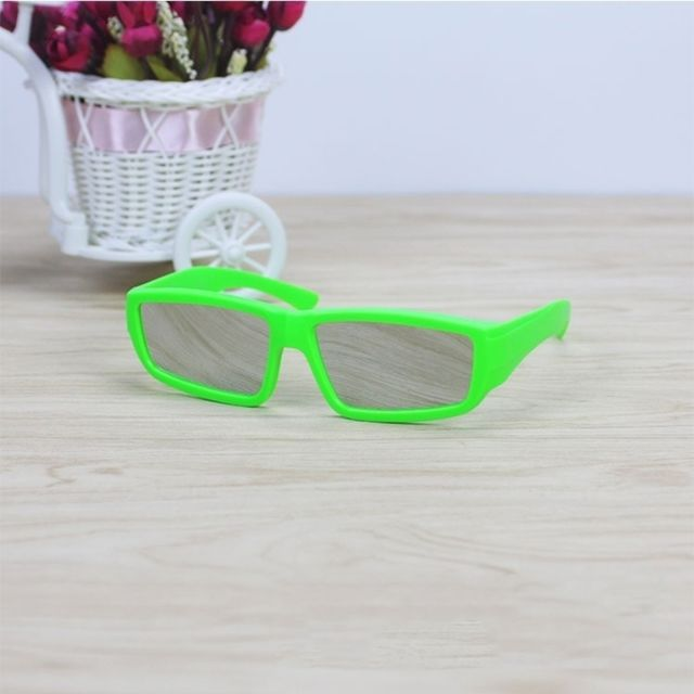 Wewoo - Lunettes vert Cadre Abs Solar Eclipse Lunettes Protection des yeux  Safe Viewer solaire 8fe72d091ce2