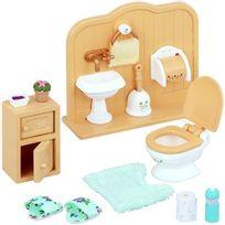 Sylvanian Families - Ensemble toilettes - 3563
