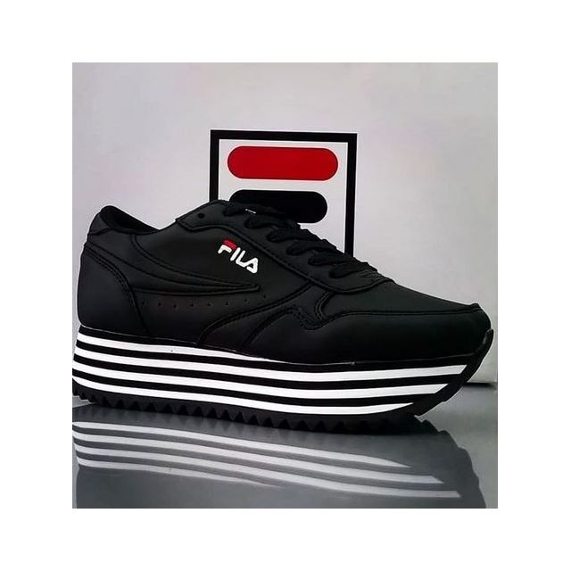 Fila Orbit Zeppa Mesh wmn black Brentiny Paris