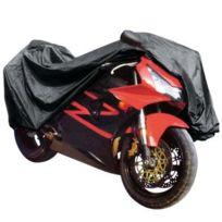 Carpoint - Housse de Protection Moto, scooter, trial 245 x 80 x 147cm