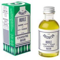 Le Baigneur - Huile Barbe & Visage