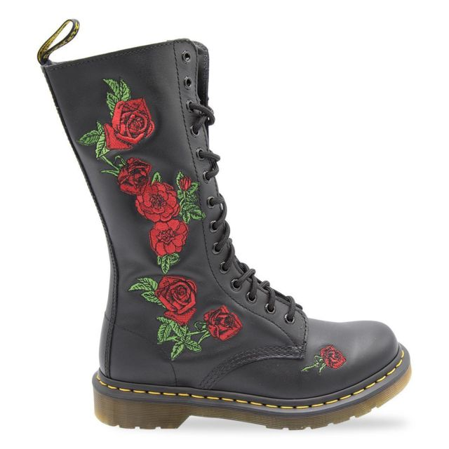 0d85458eaf7 Docmartens - Boots Vonda Doc Martens - pas cher Achat   Vente Boots ...