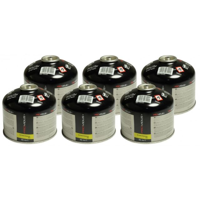 providus pack de 6 cartouche gaz 220g butane propane. Black Bedroom Furniture Sets. Home Design Ideas