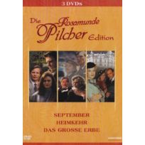 Concorde Home Entertainment Gmbh - Rosamunde Pilcher Edition DVD, IMPORT Allemand, IMPORT Coffret De 3 Dvd - Edition simple