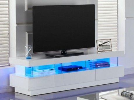 meubles tv, hi fi - achat meubles tv, hi fi pas cher - rue du commerce - Meubles Tv Hifi Design