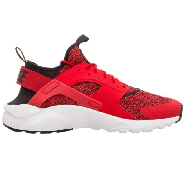 low priced 30640 3a748 Nike - Basket Air Huarache Run Ultra Se - 875841-603 Rouge - pas cher Achat    Vente Baskets homme - RueDuCommerce