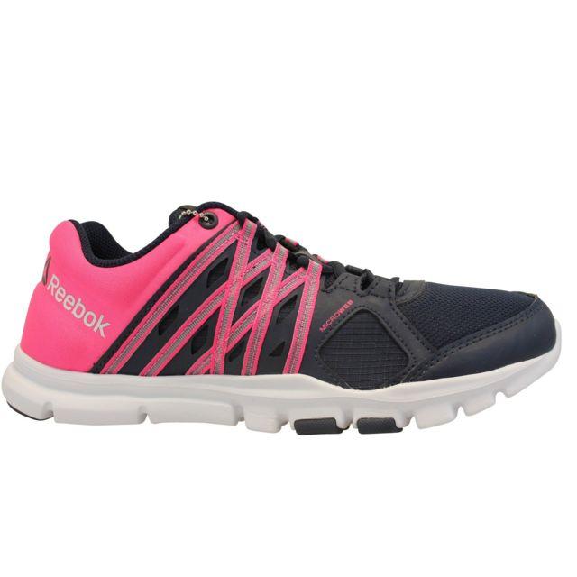Achat Pas 8 Chaussures Vente Cher 0 Yourflex Trainette Reebok SzCqgC
