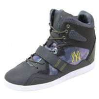 New York Yankees - Alfhigh W 2 Valerie - Chaussures Femme Nyy