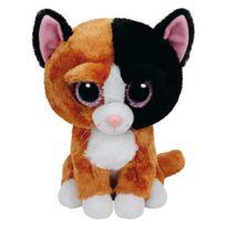 TY - Peluche Beanie Boo's Medium Tauri le Chat