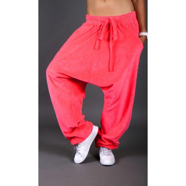 0b21c8903656 Broadway Nyc Fashion - Pantalon Baggy. Description  Fiche technique. Pantalon  de ...