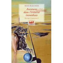 Maurice Nadeau - aventures dans l'irréalité immédiate