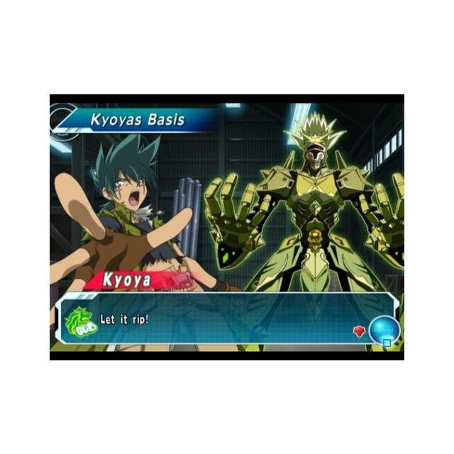 Konami - Beyblade Metal Fusion : Counter Leone + Toupie