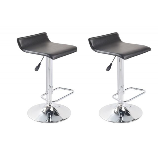 Vida Tabouret design Texas lot de 2