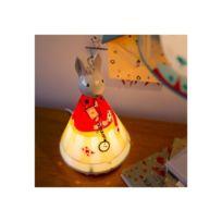 L'OISEAU Bateau - Lampe chambre bébé Lapin