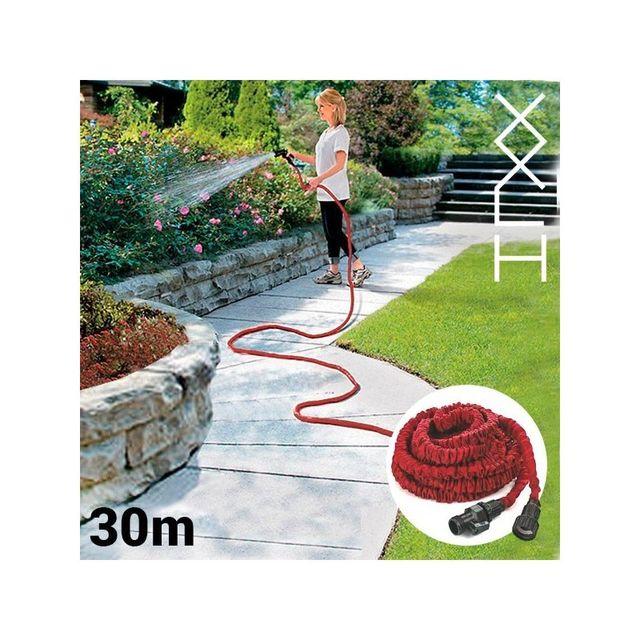 hasendad tuyau d 39 arrosage extensible hose xxl 30 m pas. Black Bedroom Furniture Sets. Home Design Ideas