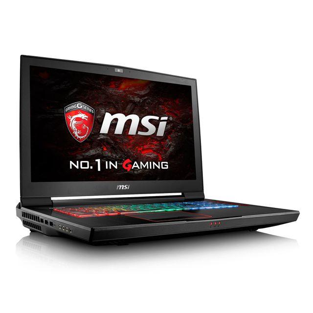 MSI GT73VR 6RE-073FR Titan SLI 4K - Noir