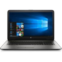 "Hp - Pc Portable -17x103nf- 17.3""- 8 Go de Ram- Windows 10- Intel Core i5-7200U- Amd Radeon R5 M430 2Go Disque dur 1To"