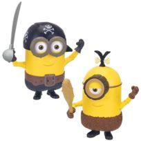 Mtw Toys - Figurine de luxe Minions : Build-A-Minion Pirate/Cro-Minion
