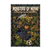 Nuclear Blast - Various Artists - Monsters of Metal 5 DVD Digibook, Import anglais