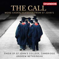 Chandos Records Ltd - Compilation - The call Boitier cristal