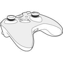 Amortisseurs mousse pour manette Xbox One - 8 pièces