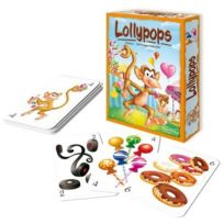 Sentosphère - Jeu de Cartes - Lollypops