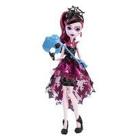 Mattel - Monster High - Monster High Goule Séance Photo Draculaura poupée célébration