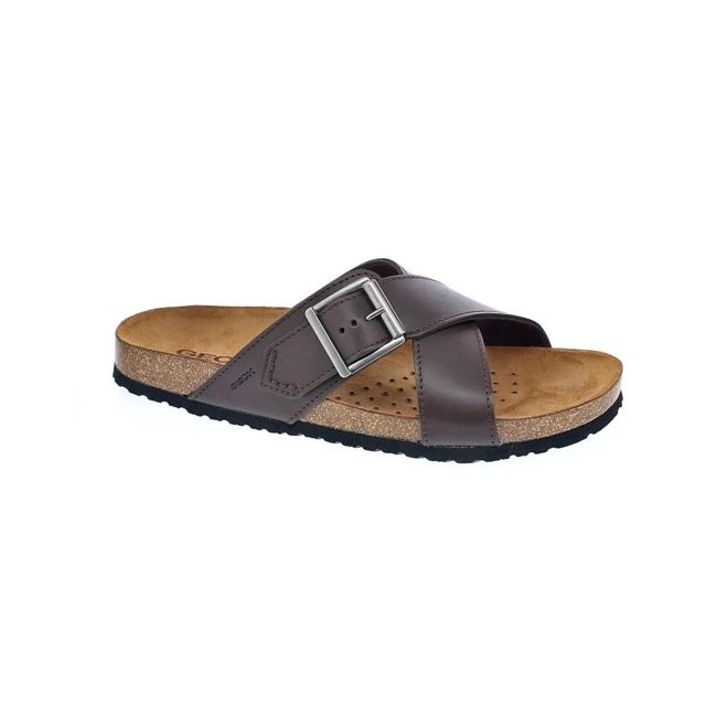 Geox Chaussures Homme Sandales modele Dalmazio pas cher