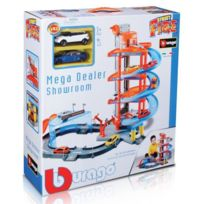 Burago - Garage 4 Niveaux Méga Dealer