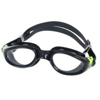 Aquasphere - Lunette natation piscine Aqua sphere Kaiman clear lens gray Noir 20647
