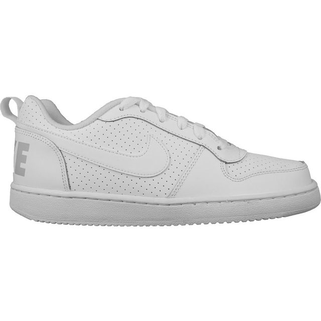 4fae717b3f121 Nike - Court Borough Low Gs - pas cher Achat   Vente Chaussures basket -  RueDuCommerce
