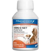 Francodex - Vers O Net Pour Chiot Et Chien 100 Ml