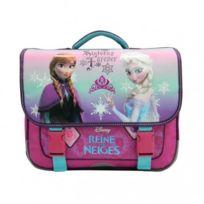 Frozen - Reine Des Neiges cartable scolaire enfant fille école sc à dos Disney