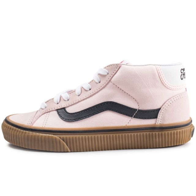 chaussures vans femmes rose