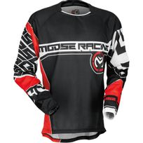 Moose Racing - Maillot S7 Qualifier Noir Rouge