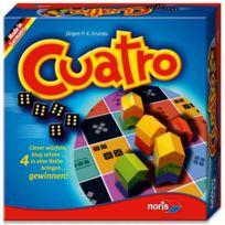 Noris - Jeux de société - Cuatro