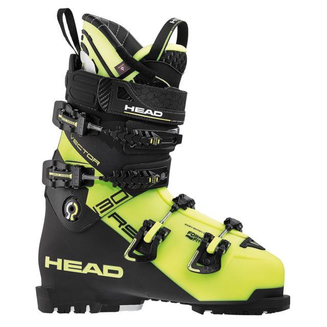 f567497f4a Head - Chaussures De Ski Vector Rs 130s Yellow / Black Jaune - pas cher  Achat / Vente Chaussures ski - RueDuCommerce