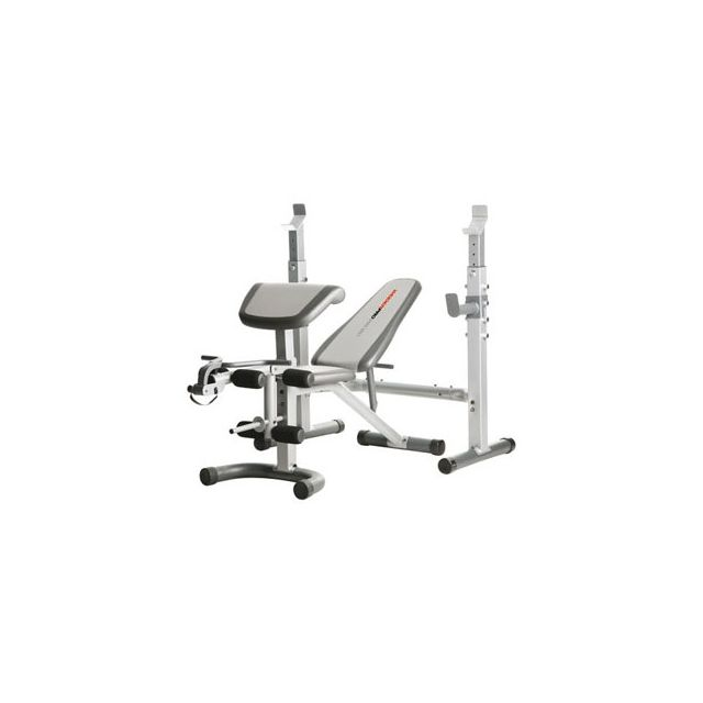 Weider banc de musculation pro 290 pas cher achat vente bancs de musculation rueducommerce - Achat banc de musculation ...