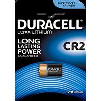 Duracell - Pile Lithium Cr2 - 3 volts