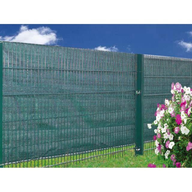 Cross - Brise vue Ecran de jardin 180g/m² 5x1M - pas cher Achat ...