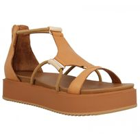 Inuovo - 7378 cuir Femme-35-Coconut