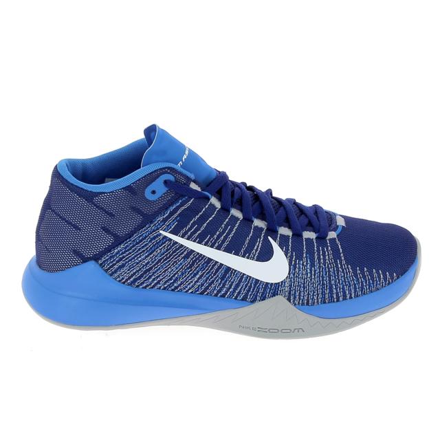 Nike Zoom Ascention Bleu Bleu Clair pas cher Achat